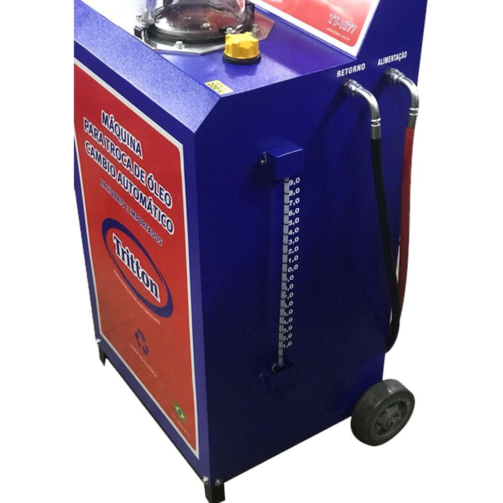 Máquina p/ Troca De Óleo do Cambio Automático - 220V