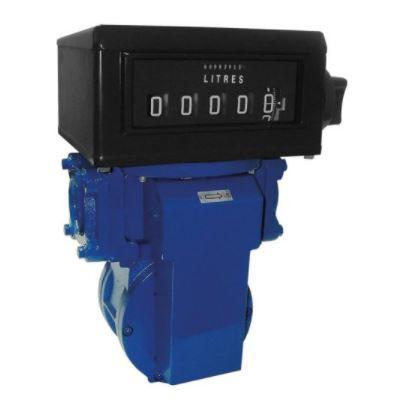 """Medidor Registrador de Alta Vazão p/ Combustíveis 2"""" - 380Lpm"""