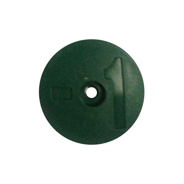 Número Verde Identificador de Tanque - 1 a 8