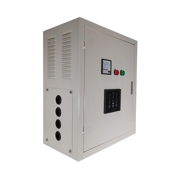 Painel ATS12T380-N 380V Trif. 12KVA Suporta Controle Smartgen