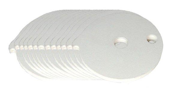 Papel Filtrante Redondo 230mm (10Kg)