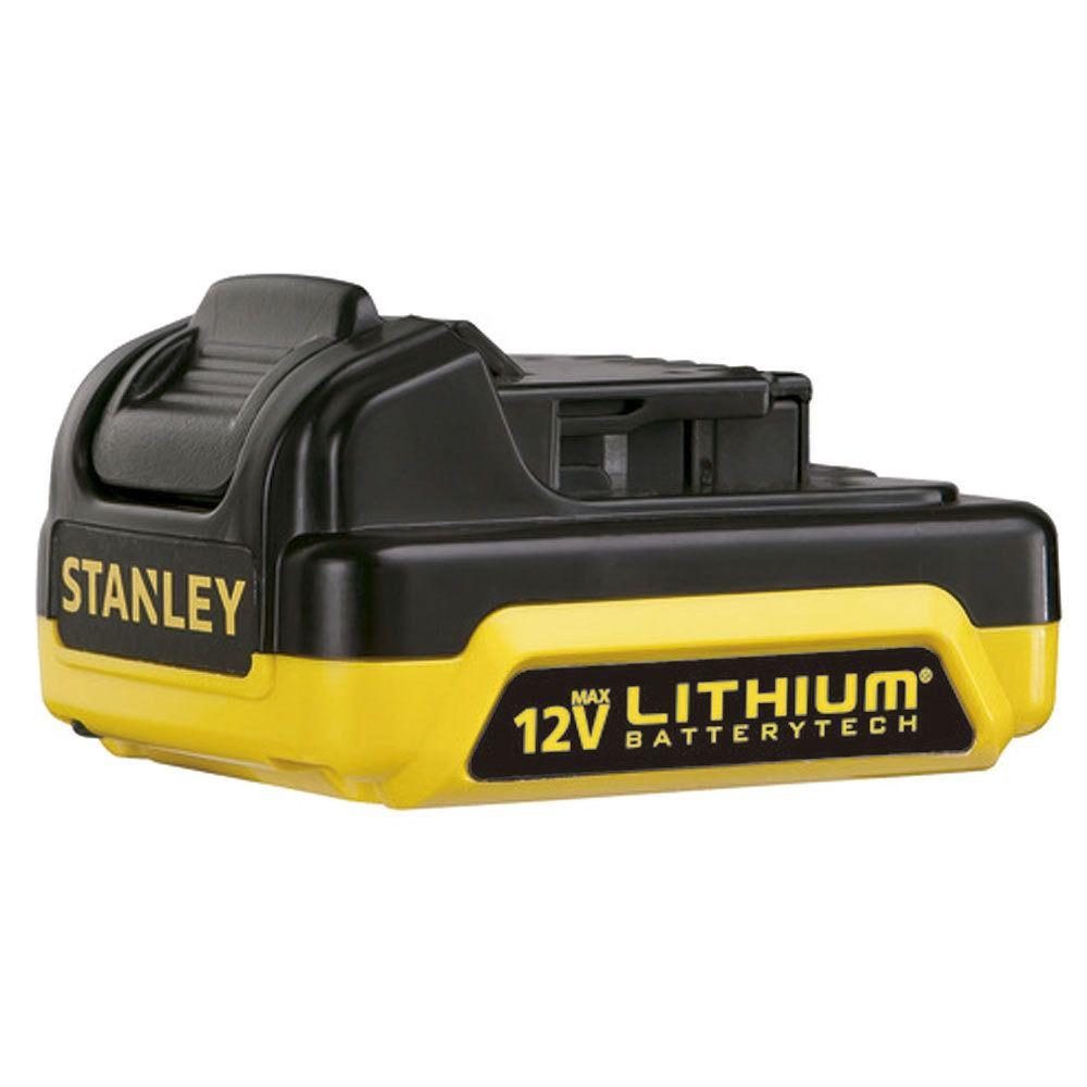Parafusadeira/Furadeira | 3/8'' (10mm) | 1 Bateria 12V Bivolt | 30Nm - Stanley