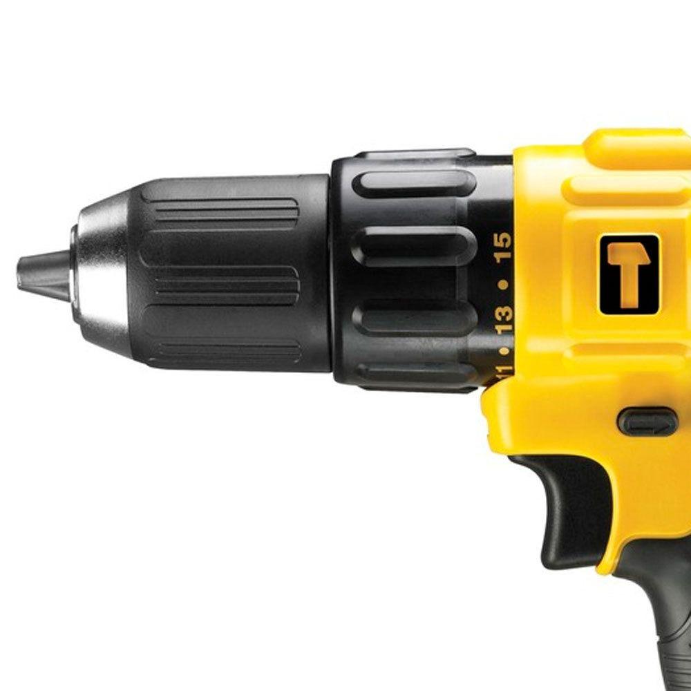 Parafusadeira/Furadeira de Impacto | 1/2'' (13mm) | 20V MAX* Bivolt | 42Nm- DeWALT