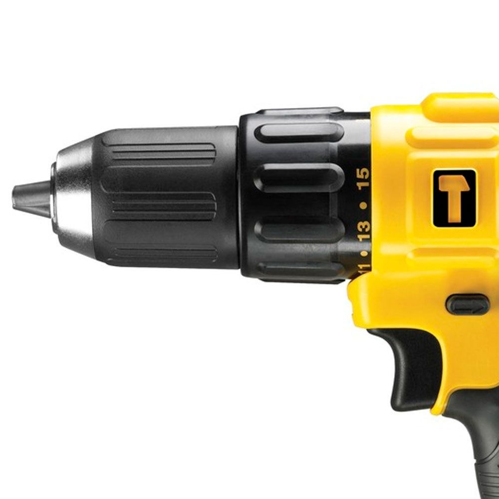 Parafusadeira/Furadeira de Impacto c/ Maleta | 1/2'' (13mm) | 20V MAX* Bivolt | 42Nm- DeWALT