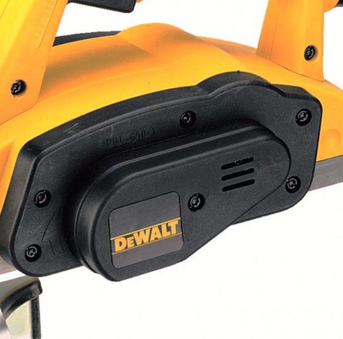 Plaina Elétrica de 2,5mm | 600W | 15.000 RPM - DeWALT