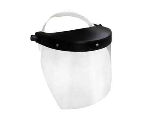 "Protetor Facial Face Shield sem Catraca - 200mm (8"")"