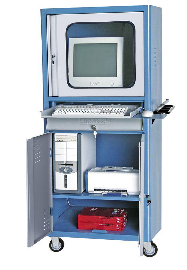 Rack p/ Computador - Modelo 1