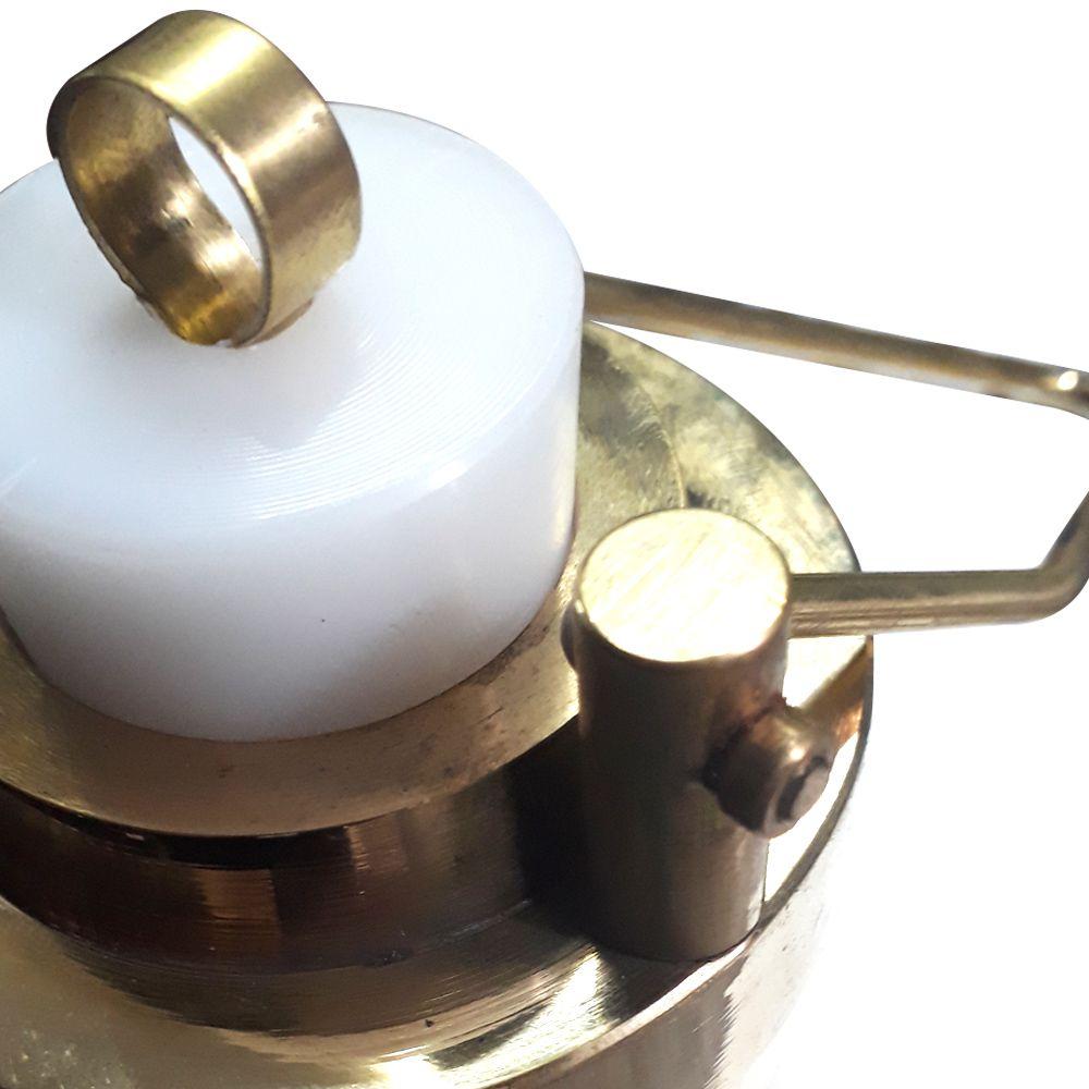 Saca Amostra de Combustíveis | 1 Litro | Latão