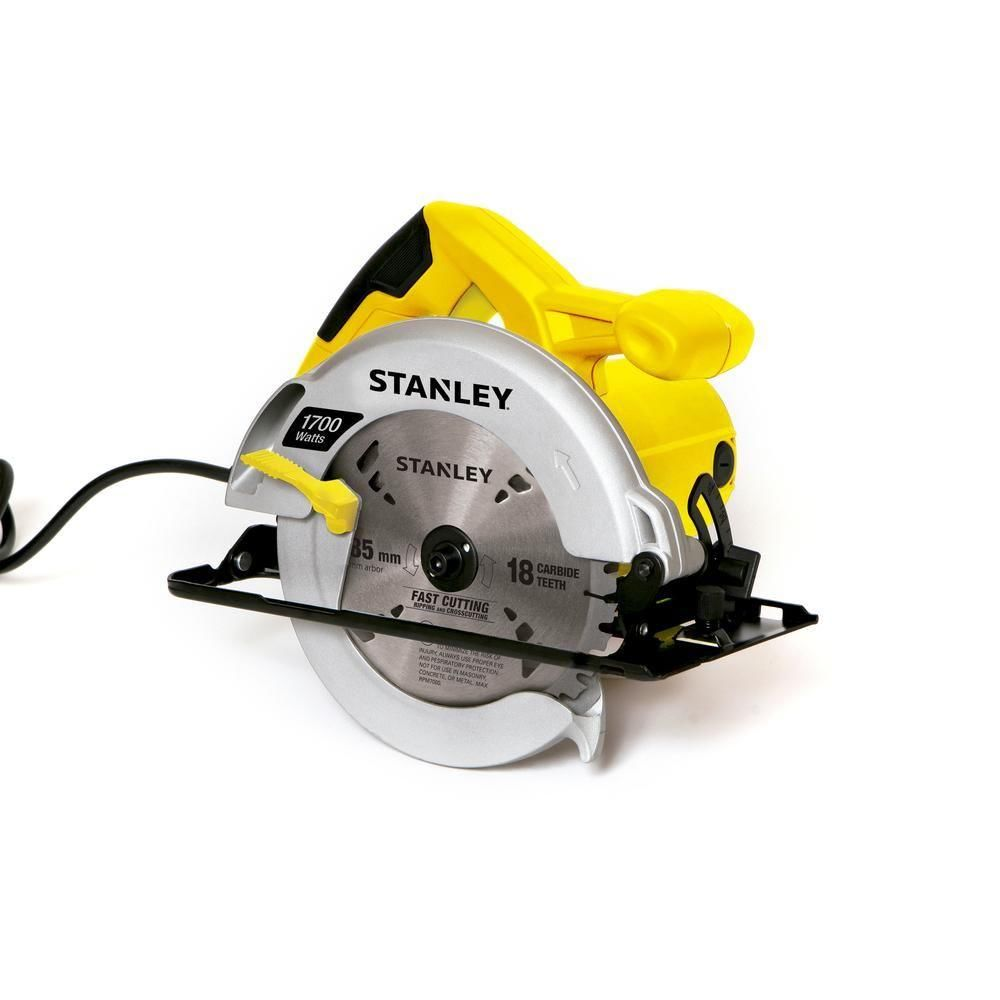 "Serra Circular Elétrica de 7-1/4"" - 1700W - 220V - Stanley"