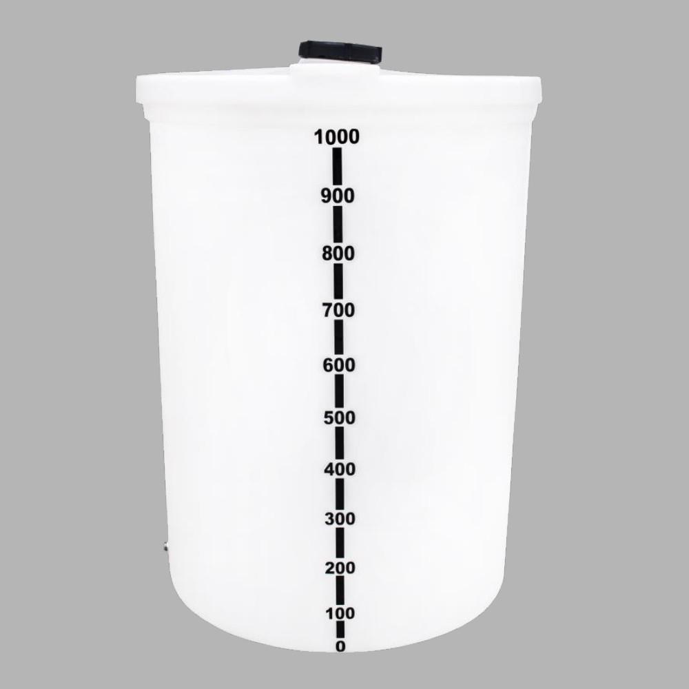 Tanque Aéreo Vertical 1000 Litros - Polietileno (PE)