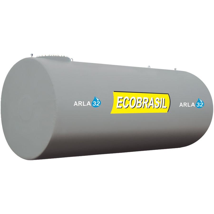 Tanque Jaquetado p/ Arla 32 (INOX)