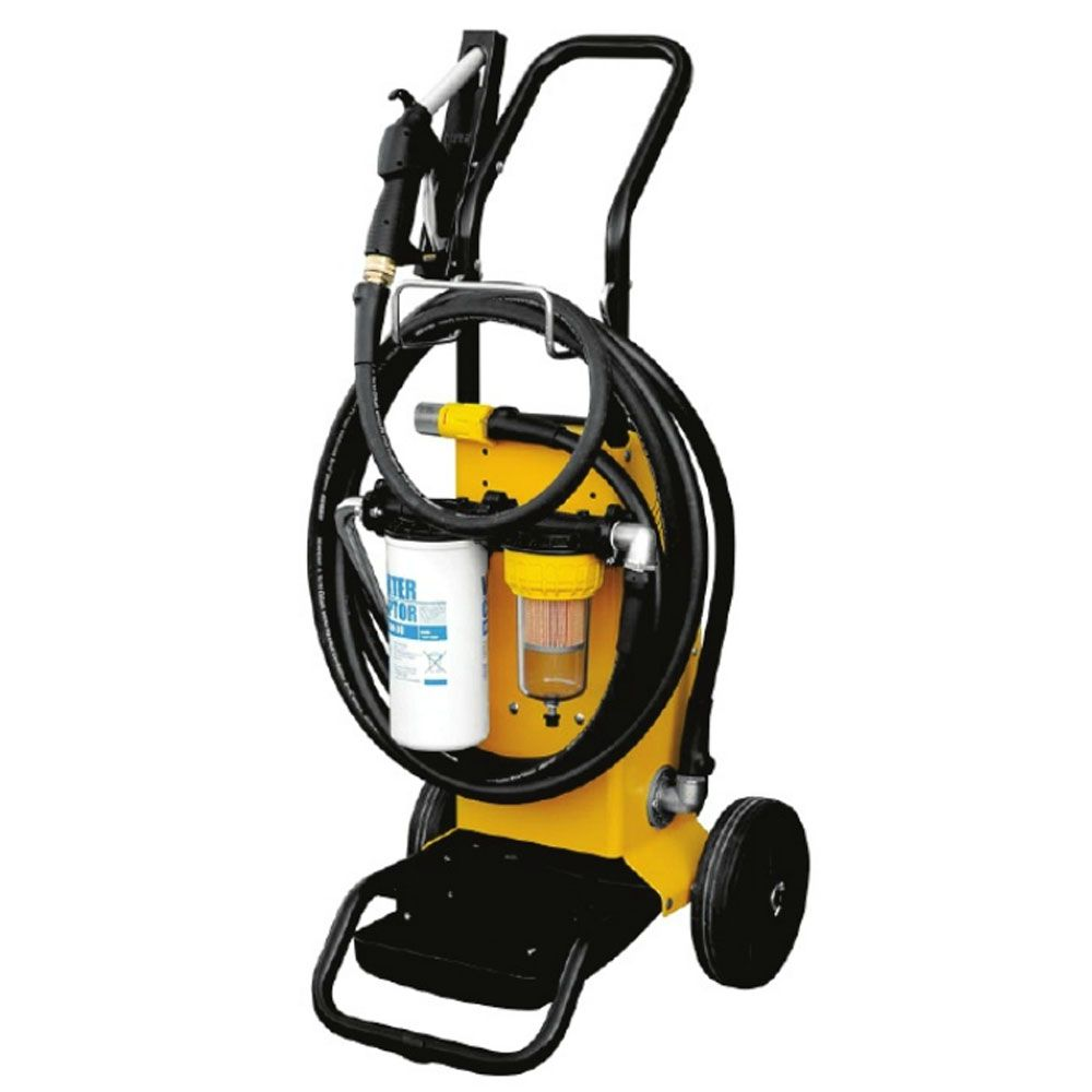 Unidade de Filtragem p/ Diesel - Limpa Tanque - Piusi
