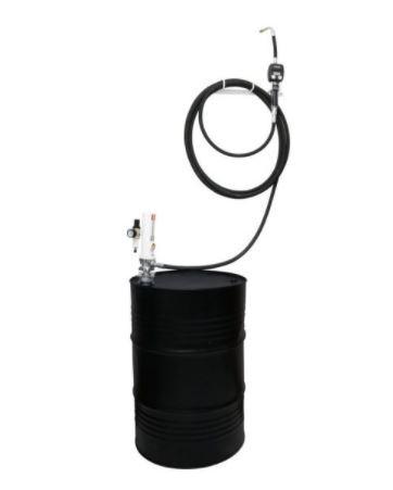 Unidade Fixa p/ Troca De Óleo a Granel c/ Medidor Digital