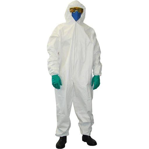 Vestimenta de Proteção p/ Corpo Inteiro - Tam G