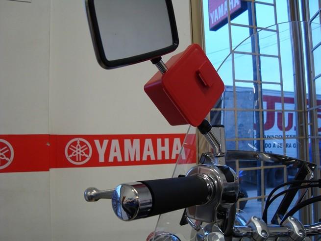 Caixinha Porta Chave com Dobradiça em Aço para Motos - Maki