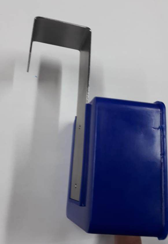 Caixinhas Porta Chaves Para Imóveis Porta de Apartamentos Quartos - Interno e Externo - Maki