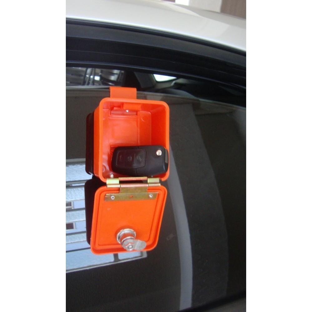 Kit C/ 10 Caixinhas Porta Chave Para Carros