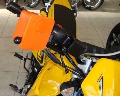 Kit C/ 10 Caixinhas Porta Chave Para Motos