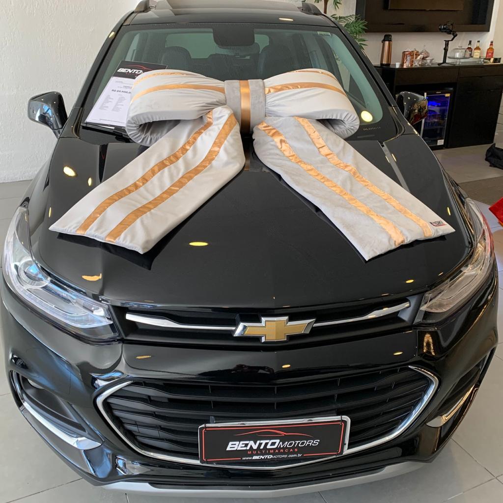 Laço Médio com 80cm de Lapelas Decorativo para Para-Brisa dos Carros - Maki