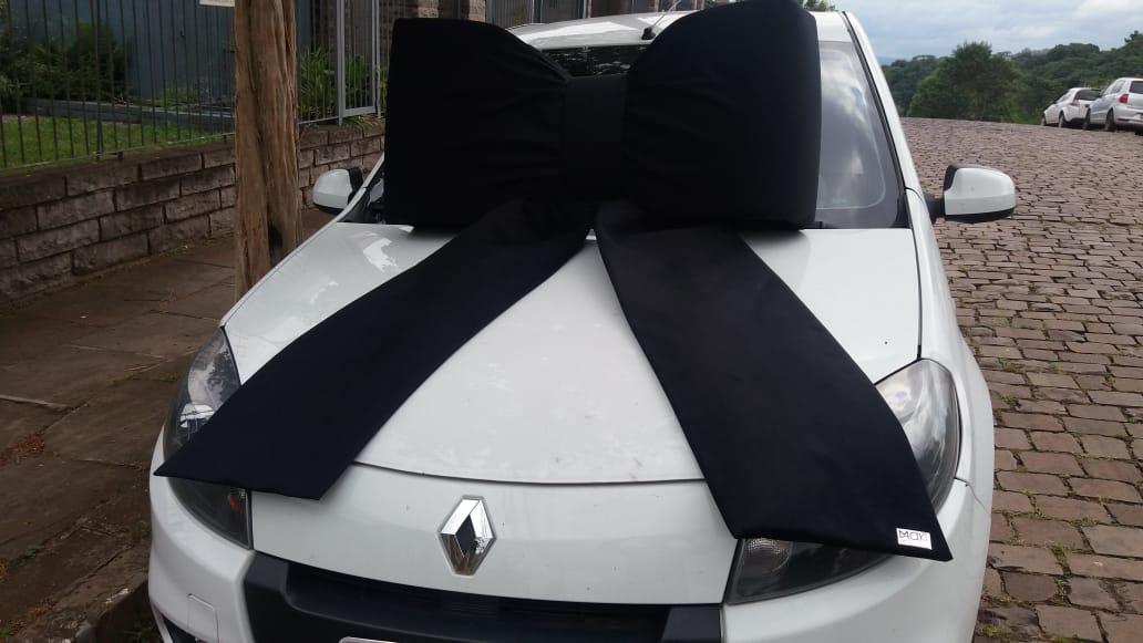 Laço -  (Tope) - Automotivo Grande Para Embelezar Carros- Maki