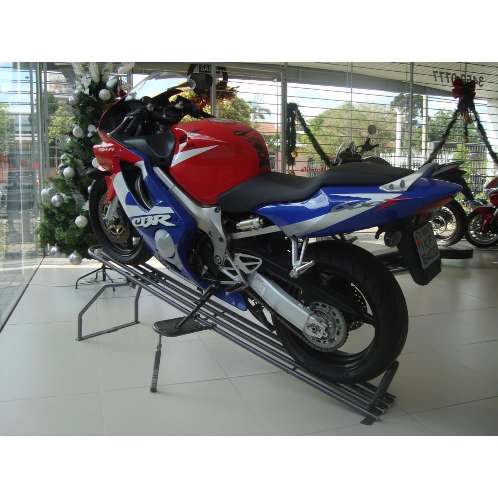 Rampa Expositora Para Moto Modelo Dobrável - Maki