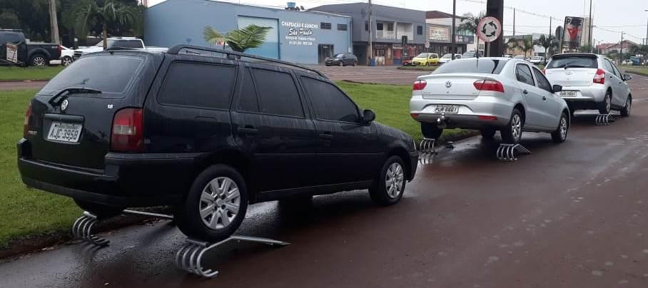 Rampa Expositora Para Carros 23cm de Elevação Capacidade 3.000Kg (Par) Maki - Ref. 25