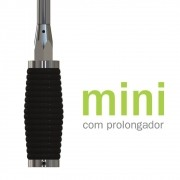 Antena Móvel Px Mini 1/4 De Onda Com Prolongador