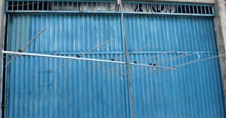 Antena Direcional FM( Recepção ) Rádio Escuta