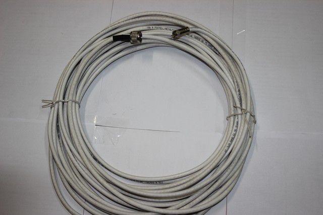 Cabo Coaxial Rg6 Com Conector FT/N 10 Met