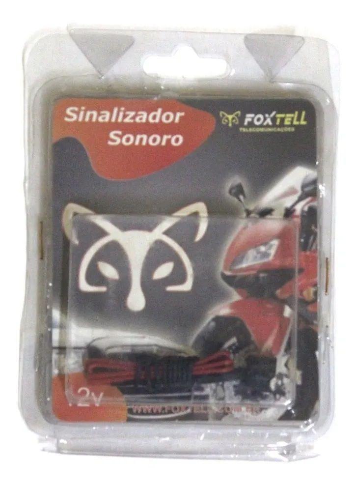 SINALIZADOR SONORO PARA PISCA DE MOTO