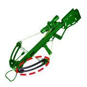 Arco Lâmina Reposição Balestra Mk-350B Lizard