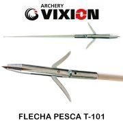Flecha Pesca Vixion Torpedo 101 Fiberglass 34