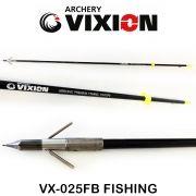 Flecha Pesca Vixion VX-025FB Fishing Corrediça 32