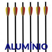 Setas Alumínio Vixion 14