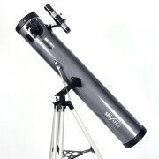 Telescópio Astronômico Skylife Pegasus 76mm