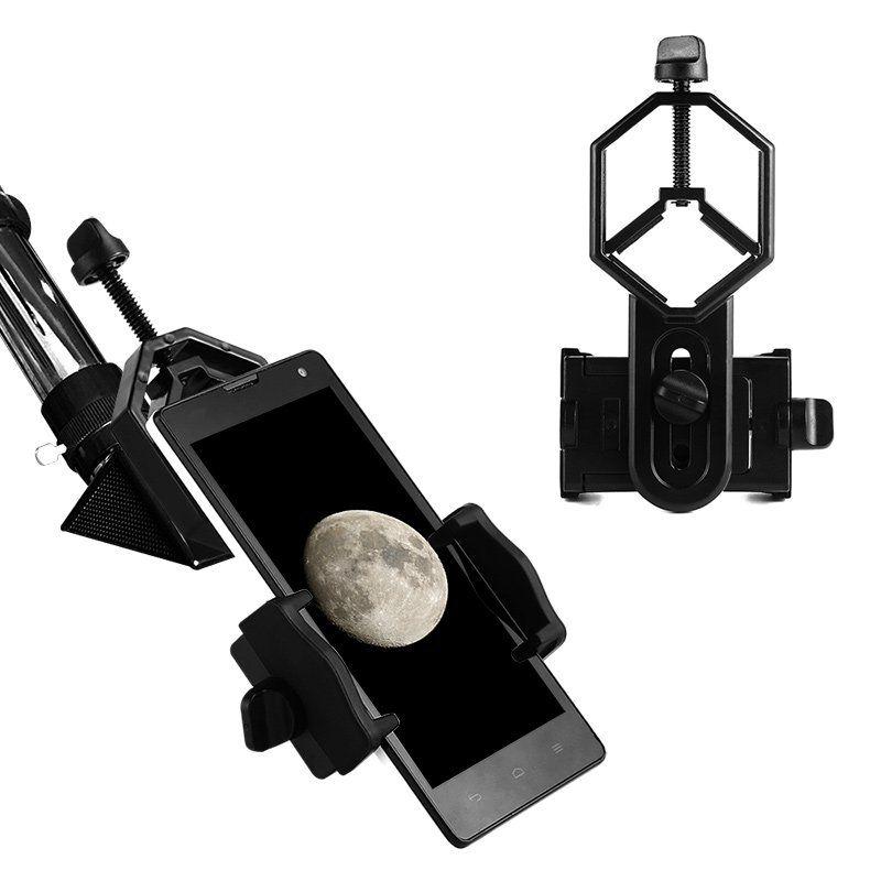 Adaptador para Celular ADTX para fotos ou filmagens com Telescópios - Binóculos - Lunetas Universal