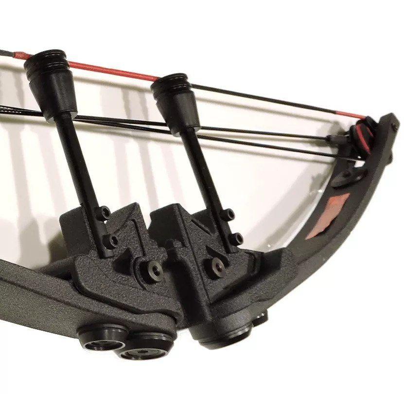 Arco / Lâmina Reposição Para Balestras MK-250 Phantom (Completo)