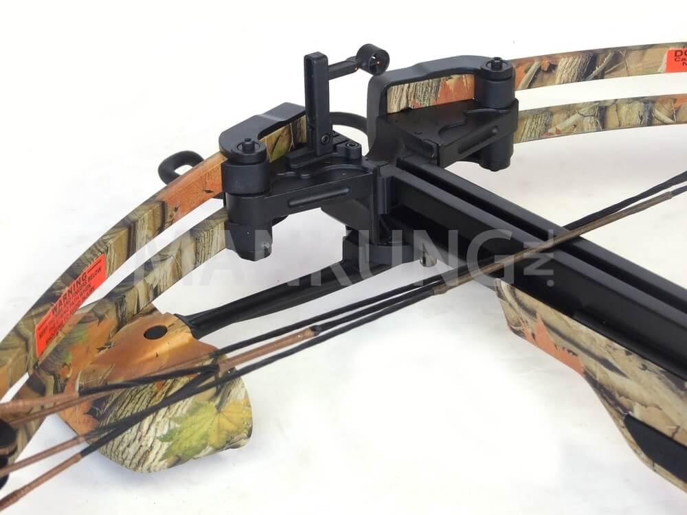 Arco / Lâmina Reposição Para Balestras MK-300 AC PANTHER Camuflada  (Completo)