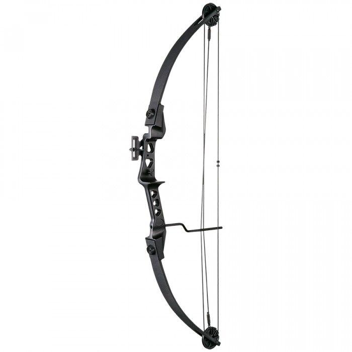 ab2d61c77 Arco e flecha Composto Vixion Sniper 29 LBS Black CB30BK