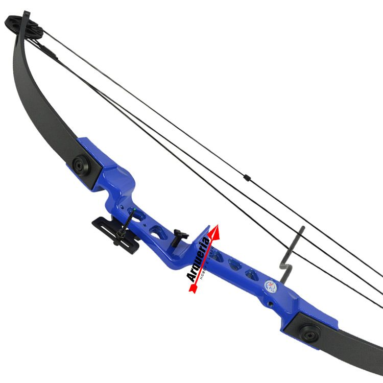 Arco e flecha Sniper MK-CB30BL Vixion Composto Blue