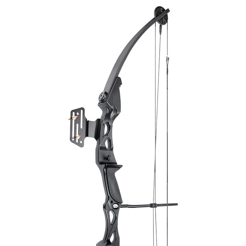 Arco e flecha Bobcat MK-CB55B Vixion Composto Profissional Black