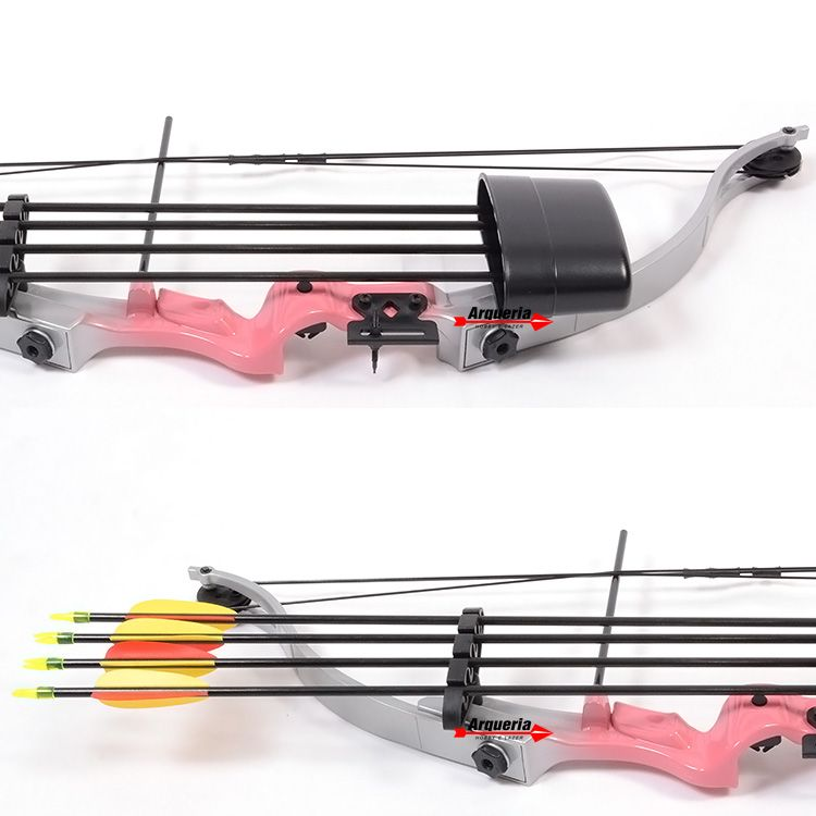 Arco e flecha Scorpion S-Ladies Vixion Composto Pink