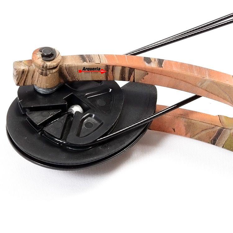 Arco e flecha Scorpion Vixion Composto Camuflado