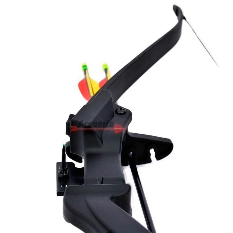 Arco e flecha Alligator MK-RB007B Vixion Recurvo Black