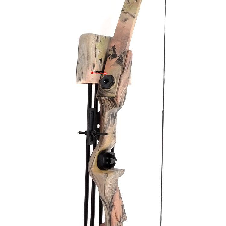 Arco e flecha Alligator MK-RB007AC Vixion Recurvo Camuflado