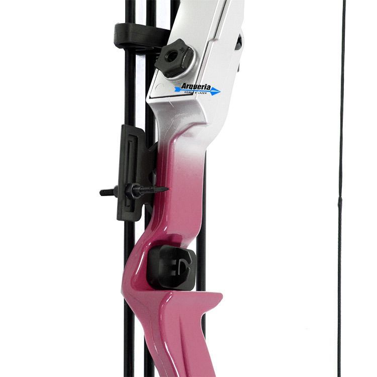 Arco e flecha Alligator MK-RB007P Vixion Recurvo Pink
