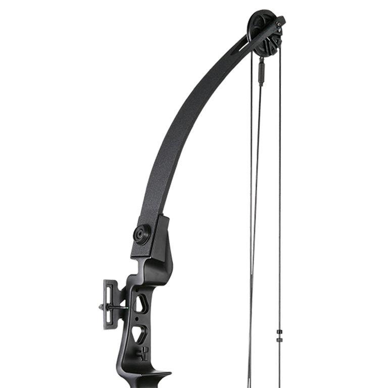 Arco e flecha Sniper MK-CB30B Vixion Composto Black