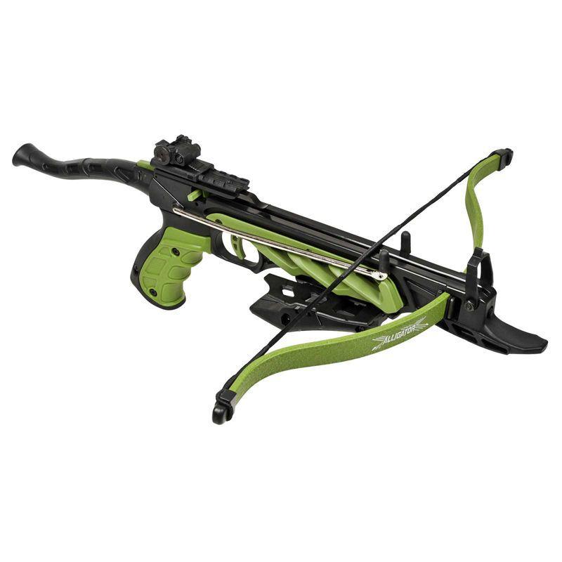Balestra  80 lbs MK-TCS1 Vixion Alligator Green (Lançamento 2019)