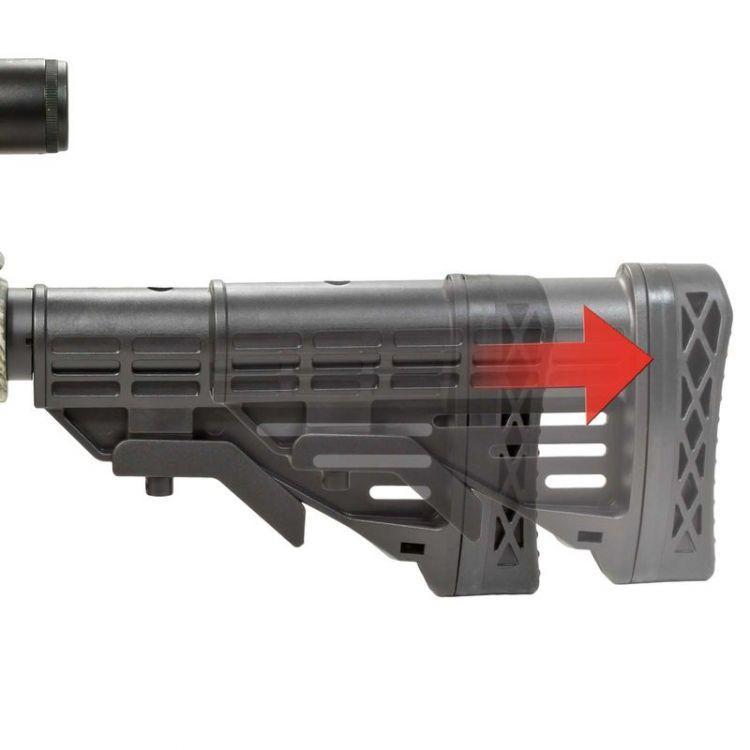 Balestra Composta Profissional Stalker XB52 (185 lbs) Camuflada + Luneta 4x32 Lumina