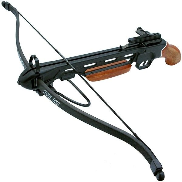 Balestra 150 lbs MK-150A1H Vixion Crocodile Pistol Grip Madeira